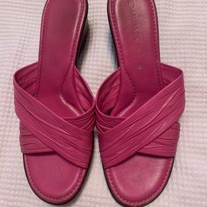 Damiani women sandals made in Italy